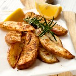 Potato Wedges with Rosemary and Thyme – Recipe