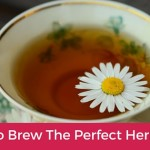 How to Brew The Perfect Pot of Herbal Tea
